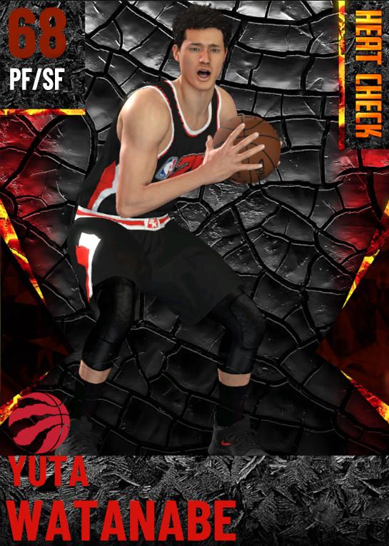 68 Yuta Watanabe | Toronto Raptors