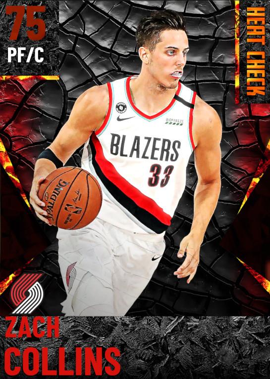 75 Zach Collins | Portland Trail Blazers