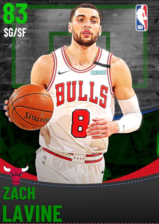 83 Zach LaVine | Chicago Bulls