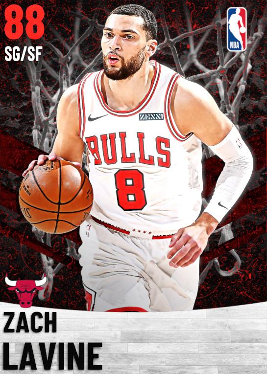 88 Zach LaVine   Chicago Bulls