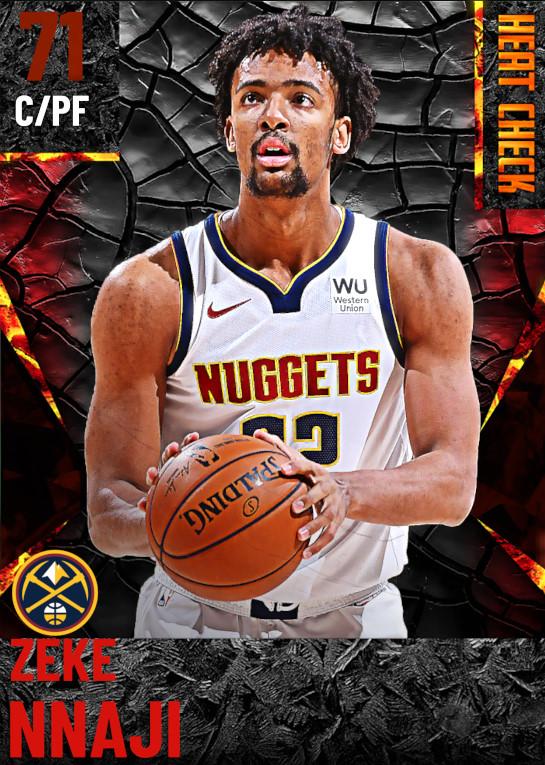 71 Zeke Nnaji | Denver Nuggets
