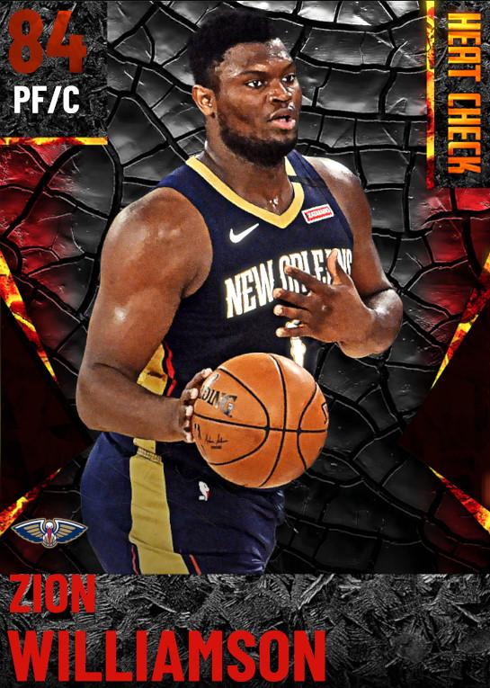 84 Zion Williamson | New Orleans Pelicans