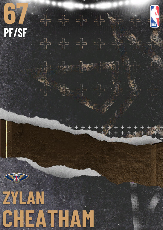 67 Zylan Cheatham   undefined